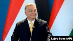 Премьер Венгрии Виктор Орбан