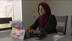 Алина — жертва войны в Афганистане, а теперь сама помогает вывозить соотечественников в США