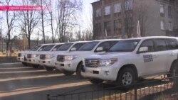 ОБСЕ открыла в Горловке передовую базу патрулирования