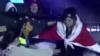 """""""Как смогу, вернусь в Беларусь"""". Почему белорусская спортсменка вышла с бело-красно-белым флагом"""