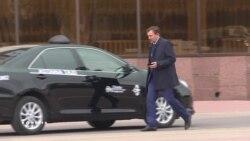 Чиновники администрации Астаны пересели на такси