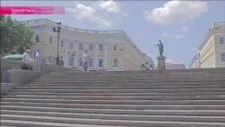 """Потёмкинскую лестницу официально признали """"сокровищем европейской кинокультуры"""""""