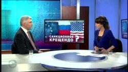 Дебаты напоследок в США и понижение санкционной температуры в Европе. Итоги с Юлией Савченко 22 октября 2016