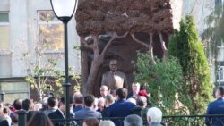 В Москве поставили памятник Исламу Каримову