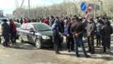Торговая война на крупнейшем рынке Кыргызстана