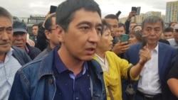 Как задерживали протестующих в Казахстане