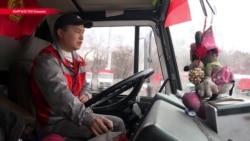 Бишкек собирает деньги на операцию мусорщику: ему осталось полгода жизни