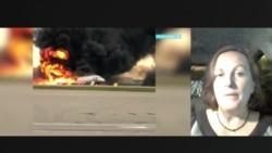 Психотерапевт о панике в горящем самолете и о работе с пострадавшими