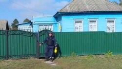 В Черниговской области Украины идет очистка от неразорвавшихся снарядов