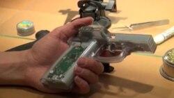 """""""Умные"""" пистолеты - реальность"""