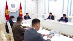 Как отреагировали власти Кыргызстана на стычку сторонников Атамбаева со спецназом