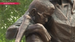 В Казахстане поставили памятник жертвам Голодомора. Его открытия ждали четверть века