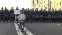 Семь лет назад акция оппозиции на Болотной площади закончилась столкновениями с полицией
