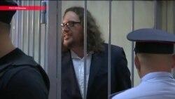 """Полонский в суде, где его признали мошенником, называет себя """"русским Трампом"""""""