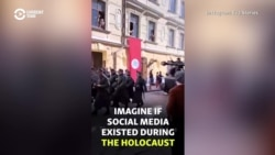 Eva.Stories: Telling A 'Terrifying' Holocaust Tale Via Instagram