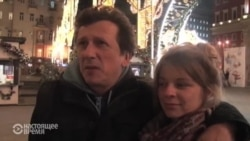 Новый год в России невыездной