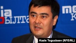 Арманжан Байтасов, издатель Forbes Kazakhstan