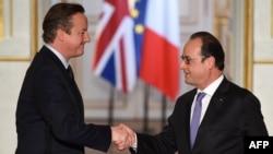 Франсуа Олланд начал серию встреч с мировыми лидерами, нацеленную на создание международной коалиции по Сирии