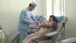 В Таджикистане подорожала плазма крови для переливаний