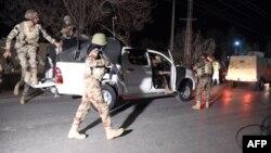 Операция по спасению курсантов в Кветте