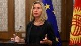 Федерика Могерини, представитель ЕС по иностранным делам – о странах Центральной Азии. Интервью