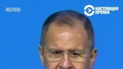Лавров выступает на Конгрессе нацдиалога по Сирии, но не все ему рады