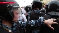 """""""Власти не остановятся"""": протесты 12 июня в Москве глазами участников"""