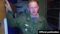 Валерий Пермяков, солдат 102-й российской военной базы в Гюмри
