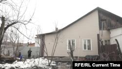 Дом в поселке Теткино, где живет Светлана Бонина, отремонтированный на средства пенсионерки