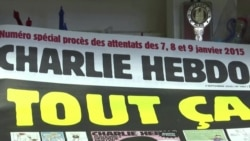 """Во Франции судят организаторов теракта в """"Шарли Эбдо"""". Журнал еще раз опубликовал карикатуры на Мухаммеда"""