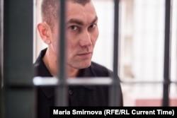 Заключенный Анзор Губашев. Фото: Мария Смирнова