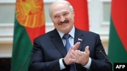 Александр Лукашенко в мае 2015 года