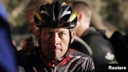 Лэнс Армстронг, 14 марта 2010