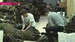 Украинские власти убирают волонтеров от военных