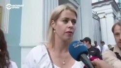 Вероника Цепкало рассказала, почему уехала в Москву