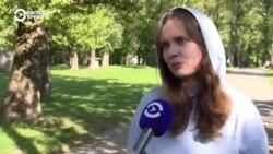 """Журналистка """"Белсата"""" рассказала о содержании в ИВС на Окрестина"""