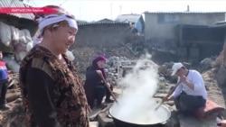 Как праздновали Навруз в Кыргызстане