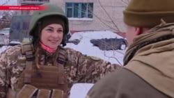 Связной с Донбассом. Зачем киевлянка стучится в дверь к министрам