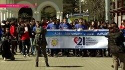 """""""Хромосомы не считают"""" – как в Грузии заботятся о детях с синдромом Дауна"""