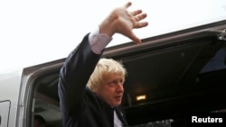 Борис Джонсон, Лондон, 22 июня 2016