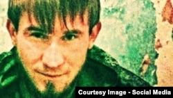 Убитый в Ракке (Сирия) Магомед Хасиев