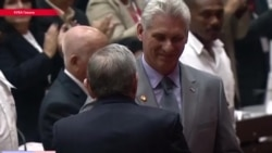 На Кубе избран новый президент – Мигель Диас-Канель