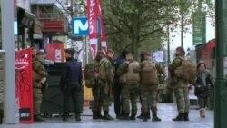 Жители Брюсселя обеспокоены повышением уровня террористической угрозы