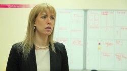 День с Марией Бароновой: как агитирует кандидат, который идет на выборы без партии