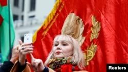 100 лет Красному октябрю. В России празднуют годовщину Революции