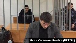 """Глава чеченского отделения """"Мемориала"""" Оюб Титиев"""