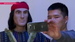 Равшан, Джамшут и Владимир Путин: все персонажи музея восковых фигур в Кыргызстане