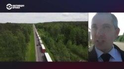 """""""Граница полностью закрыта"""": белорусы перекрыли въезд транспорта на границах Беларуси и ЕС"""