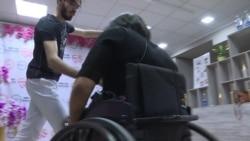 Как работает школа танцев для колясочников