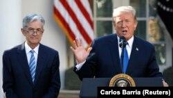 Трамп представляет Пауэлла в качестве главы ФРС